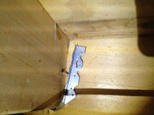 joist hanger nails-richmond home inspector